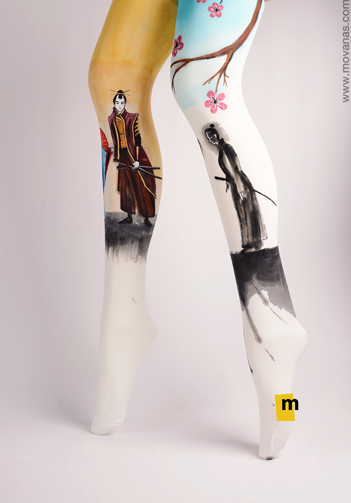Samurai Tights