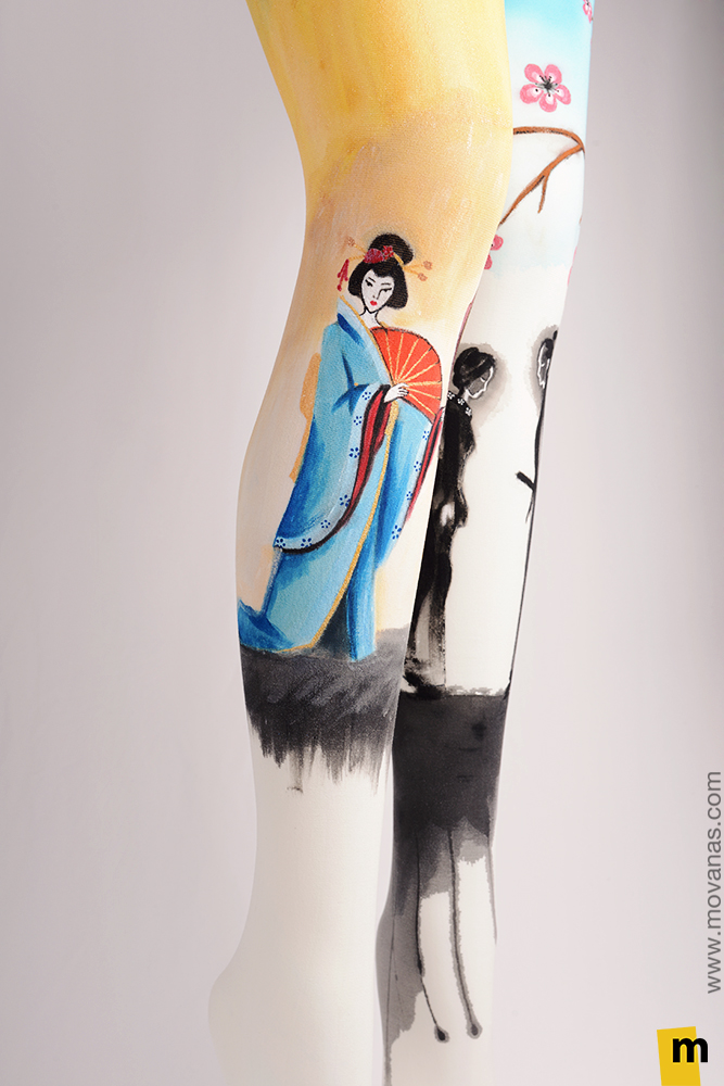 Geisha Tights