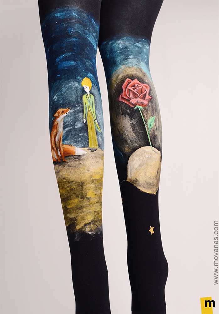 Little Prince Tights