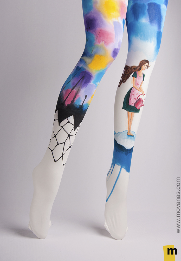 Gardener Girl Tights